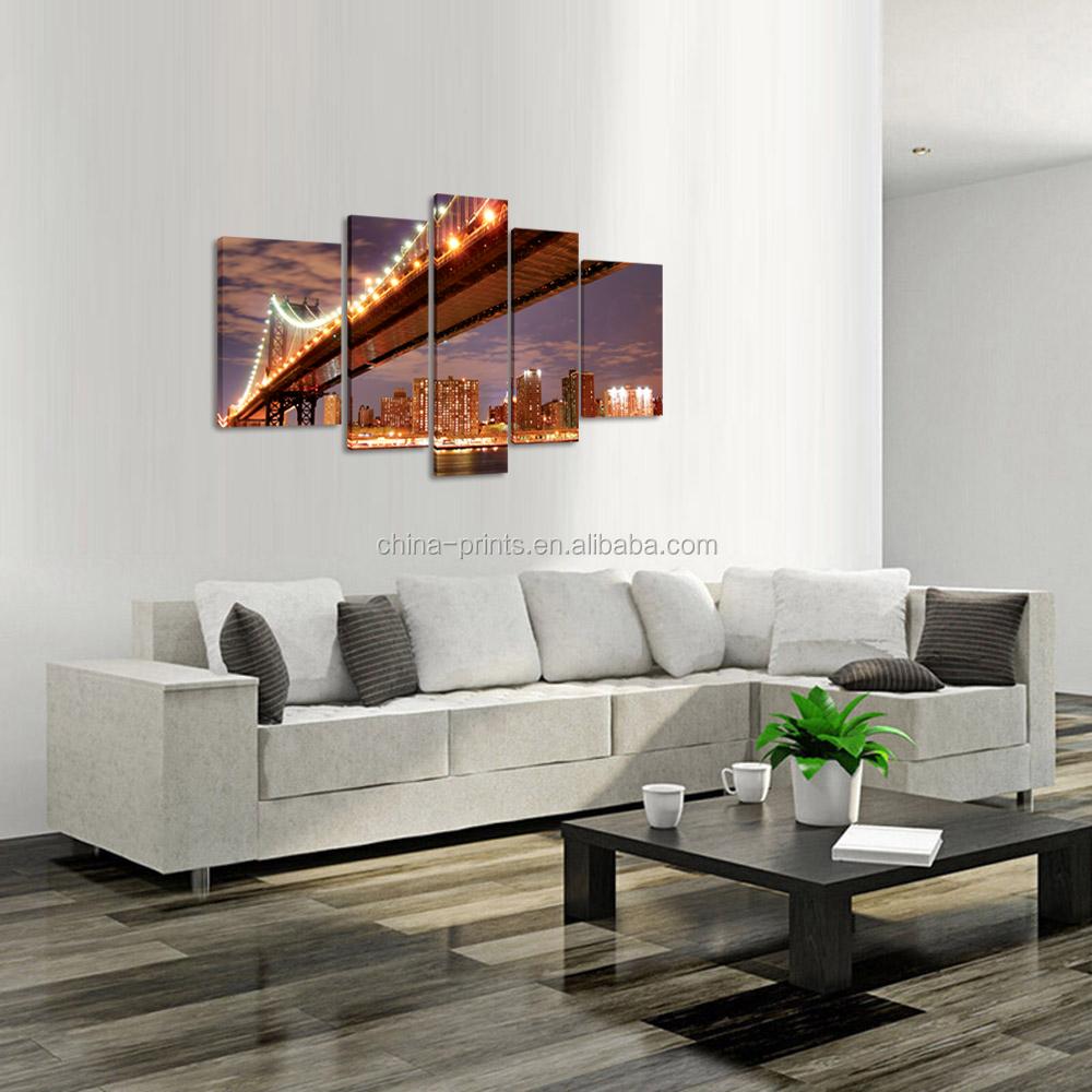 Galerie Wrap Leinwand Große Größe Moderne Leinwand Wandkunst New ...