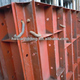 bridge subway and pier construction metal formwork