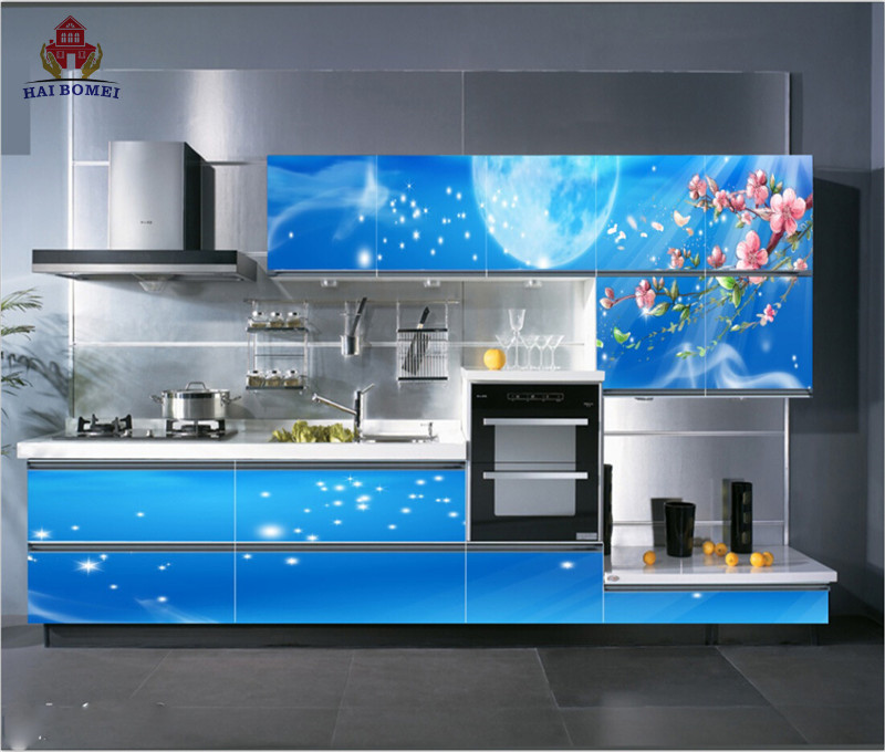 Kitchen Design 3d Model: New Models 3d Kitchen Cabinets Made In China