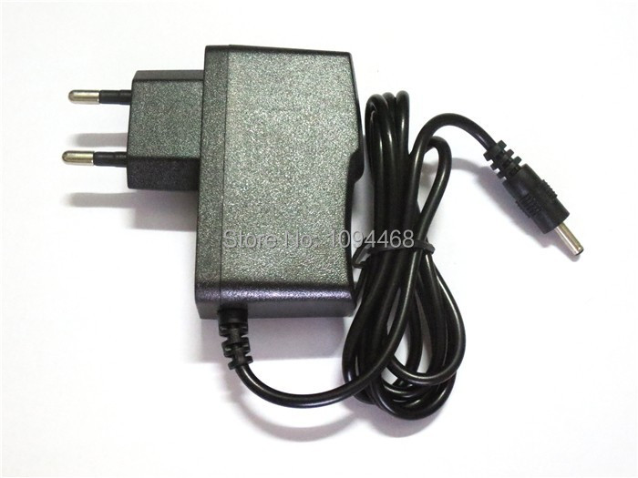 5V 2A AC//DC 3.5mm US Plug Power Supply Adapter for A10//A13 Tablet Charger Black
