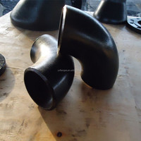 ANSI B16.9 BUTT-welding carbon steel pipe fitting Elbow