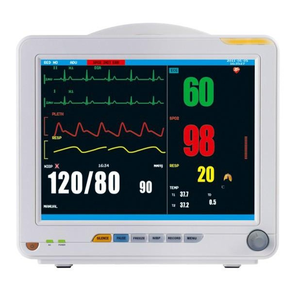 Hospital Machine Ccu Icu Wall Mount Patient Monitor Buy