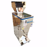 Semi-automatic filling weighing machine, coffee powder dispenser