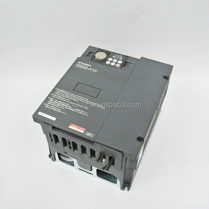 Mitsubishi FR-A720-7.5K-26 FR-A720-5.5K-26 AC DC Inverter with Free shipping