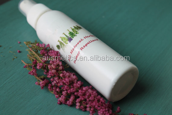 All Natural Herbal Insect Repellent Spray
