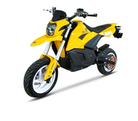 3000W high speed cool electric racing motorcycle with speed up to 80km/h
