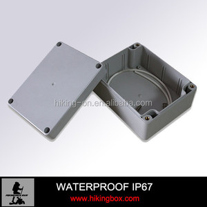IP65 ABS Plastic Electronic Box /Plastic Junction Enclosure Made in China HPE006