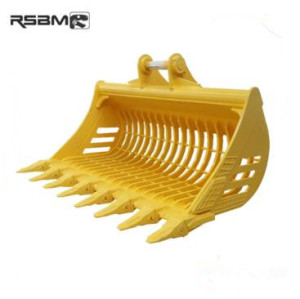 kobelco sk 160 skeleton sieve bucket for all size excavator