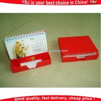 Instant Quote table folding calendar