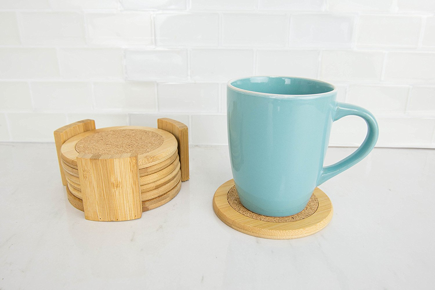 round shape tea coaster bar coaster with special design table coaster for high quality 3