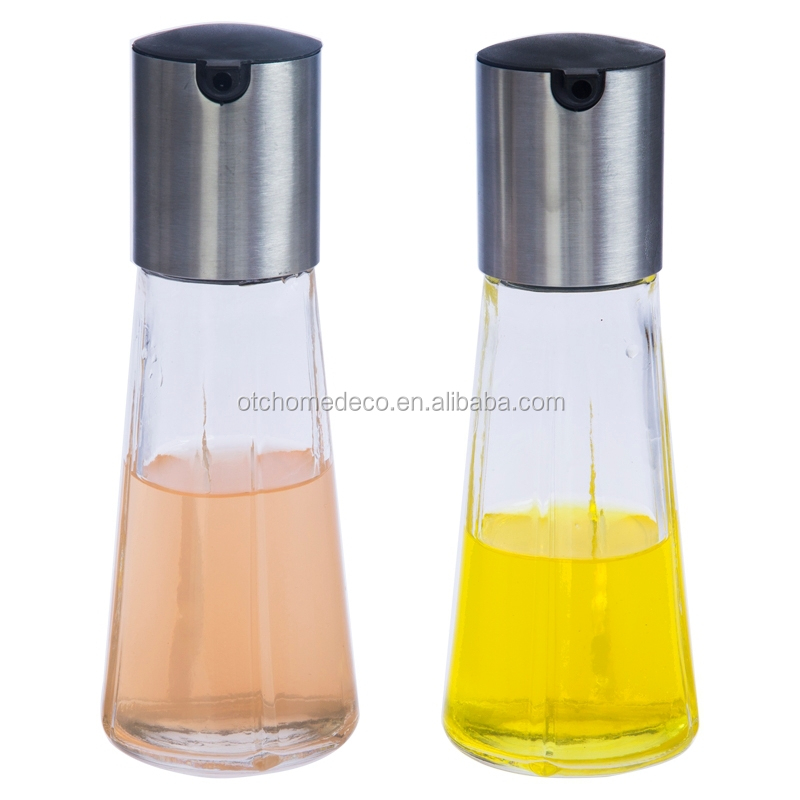Cheaper glass sauce bottles