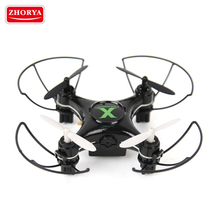 Zhorya Cheap Wholesale Toy Mini RC Drone with HD Camera made in china