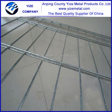 Welded and galvanized Double Wire 868 Fence Panel /double loop wire mesh