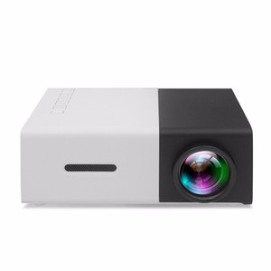 Mini Projector Full HD LED Projector 500LM Audio HDMI USB Mini YG-300 Proyector Home Theater Media Player Beamer