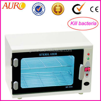 Tool Disinfect Cabinet for Salon use Au-208
