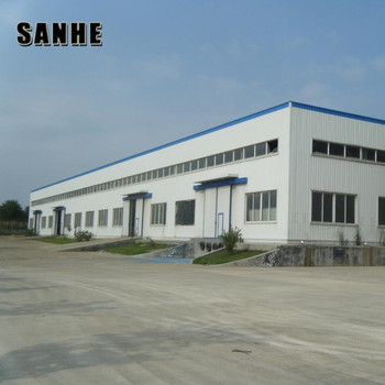 China Made Industrial Shed Design Steel Structure Building
