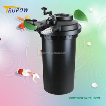 Uso en el hogar de peces estanque jard n de agua filtro for Filtro estanque peces