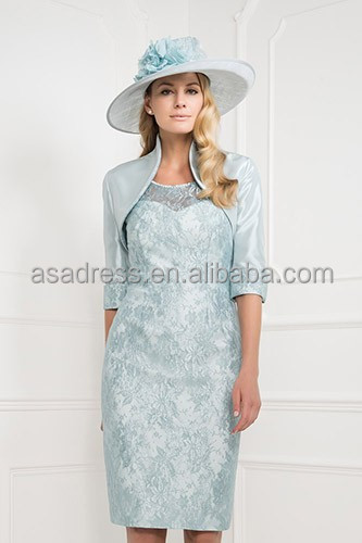 Mother Of The Bride Lace Dresses With Jacket, Mother Of The Bride ...