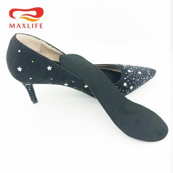 Cojín 34 Alto De Slip Mujer Sandalias Plantillas Tacón Adhesivo Masaje Buy Auto Metatarso Señora Gel Anti Para Silicona Zapatos 7bf6gy