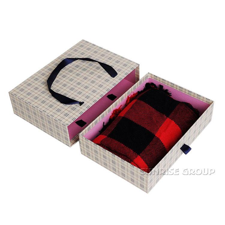 Clothing Gift Cardboard Packaging Box