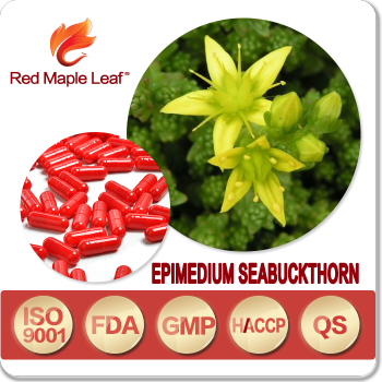 Natural Epimedium Extract Icariin Capsules,Tablets, Softgels, supplement - Manufacturer, Price, OEM, Private Label