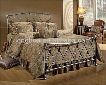 Top Selling Elegant Wrought Iron Beds Grill Designs Buy