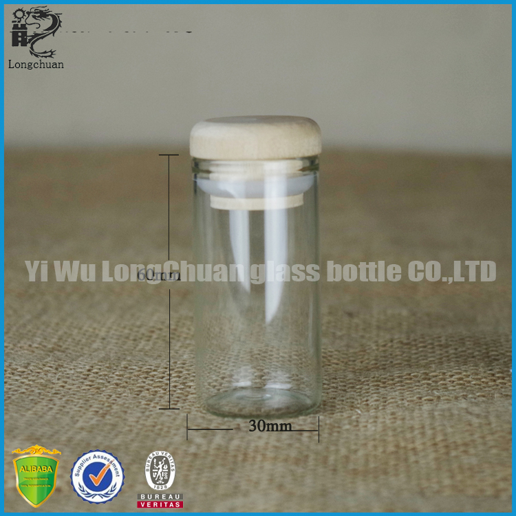 25ml miniature bottles for healthy product packing