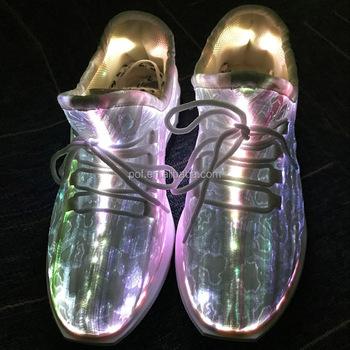 cheaper 7cda9 5da53 Blinkende Led Weißes Licht Up Kleid Turnschuhe Schuhe Erwachsene Für Männer  Hip Hop Partei Tanz - Buy Ight Up Schuhe Erwachsene,Blinkenden Schuhe ...