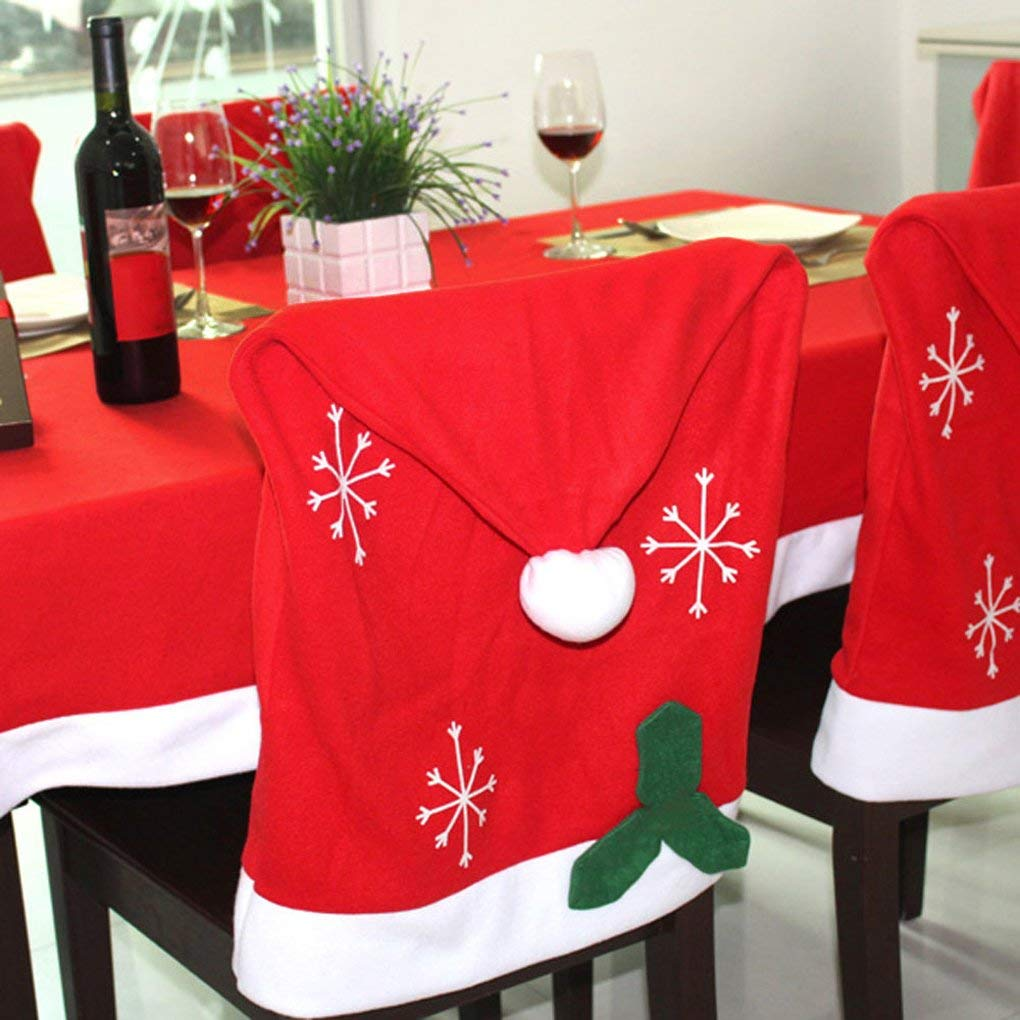 Dining Room Chair Covers For Christmas cheap chair cover red, find chair cover red deals on line at alibaba