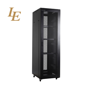 cheap price 42U rack vented door 19 inch server rack computer cabinet 18U 22U 27U 32U 37U 45U 47U