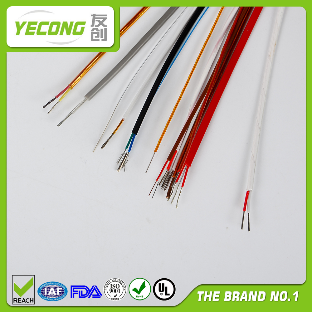 Thermocouple Compensation Wire Type J Teflon Insulated - Buy ...