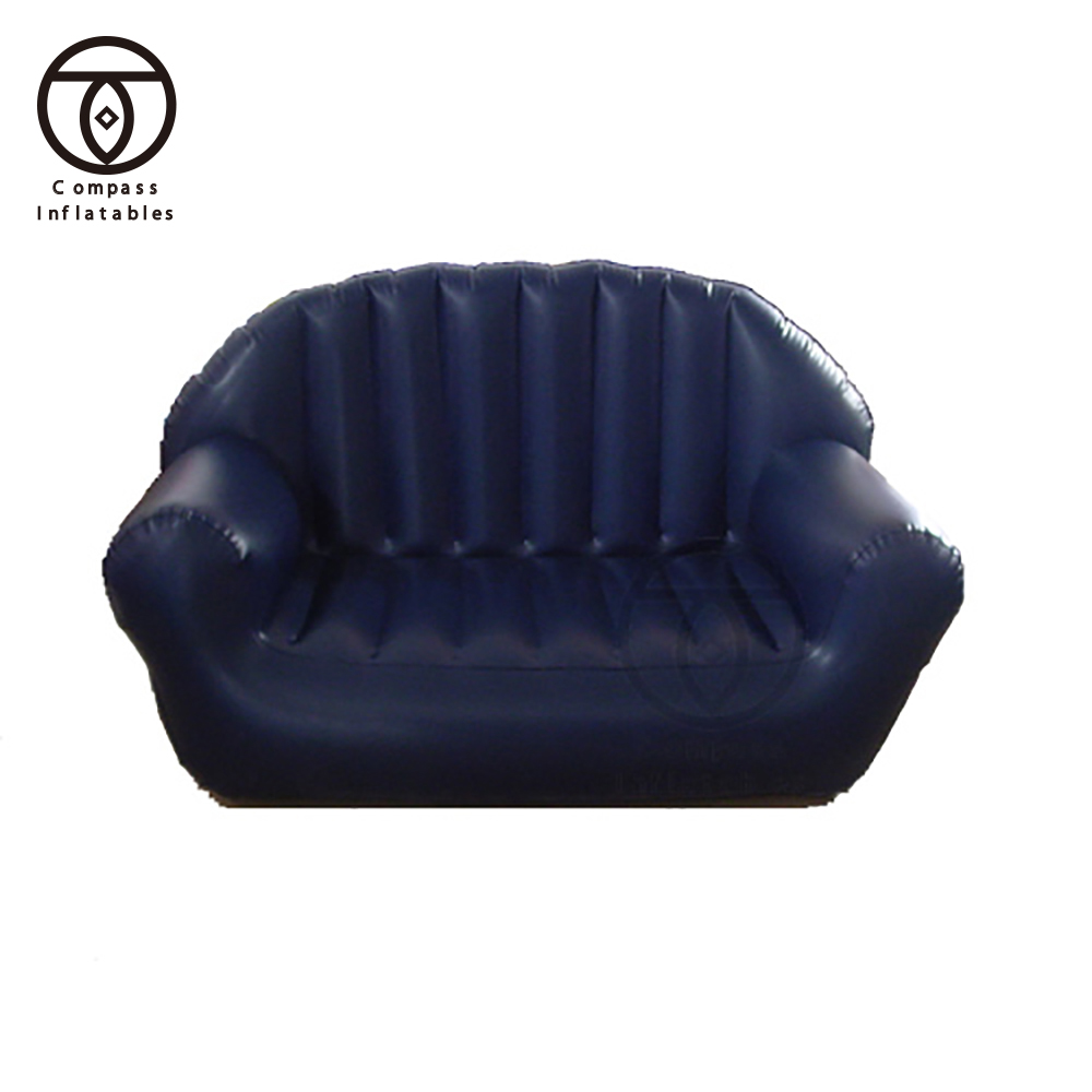 Single Double Inflatable Blow Up Seat Chair Sofa Gaming Pod Lounger