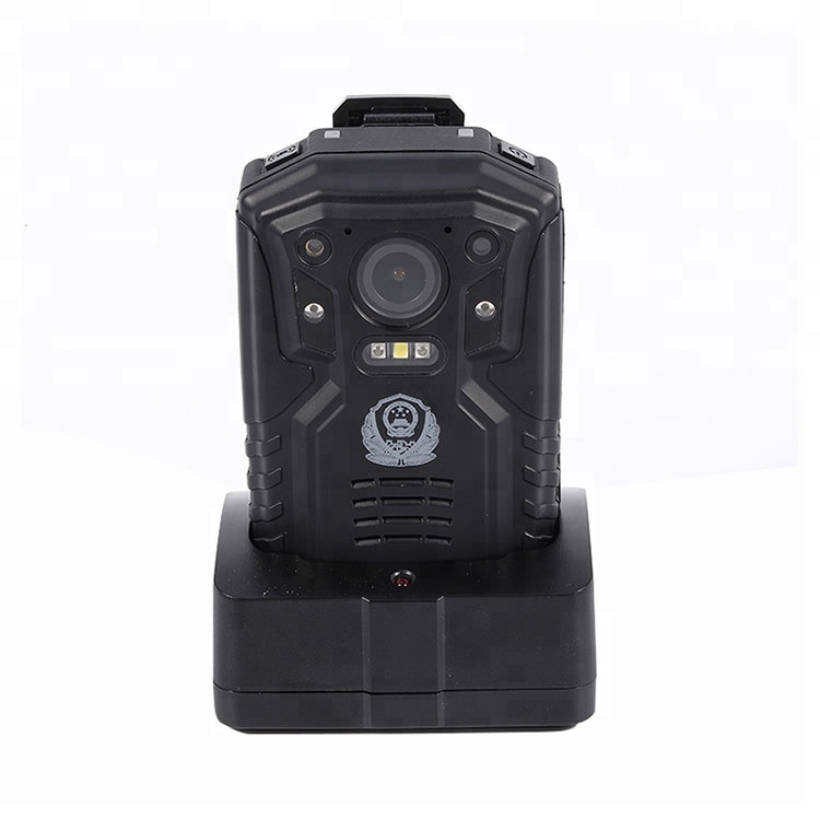 Definisi Tinggi H.264 Wireless 3G/4G Police Body Kamera