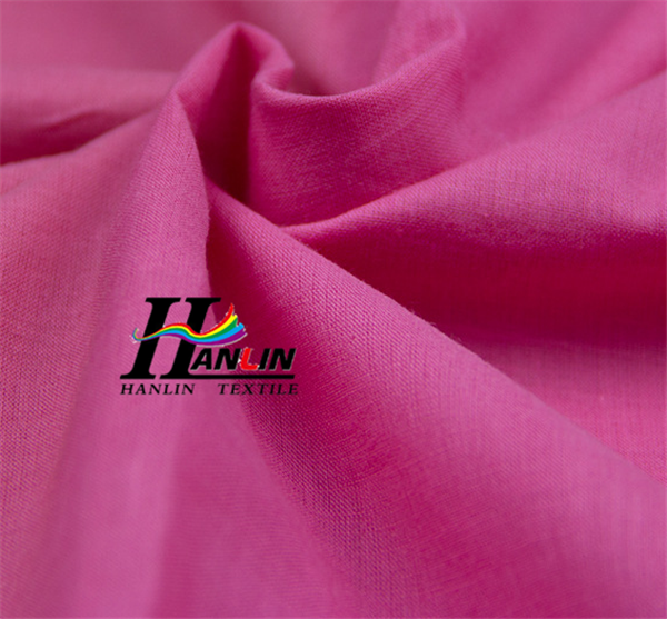 wholesale solid color 95/5 cotton spandex fabrics,Women Blouse Cotton Spandex Fabric