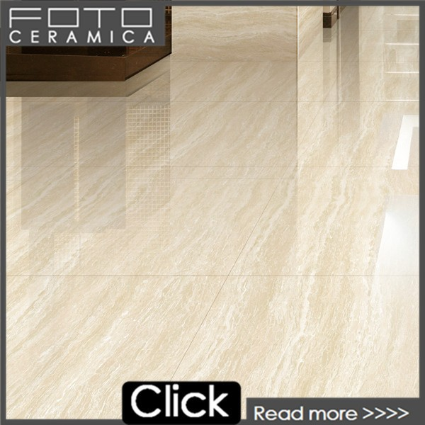 Living Room Crema Marfil Nano Polished