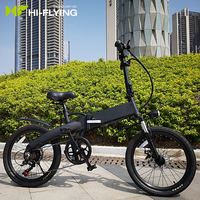 2018 HOT Sale 20inch Folding electric bicycle City e-bike for Chinese e bicycle electric bike F504