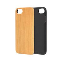 2019 New Arrivals 40% Discount Bulk Blank Wood Mobile Phone Case For iPhone 7 Wholesale