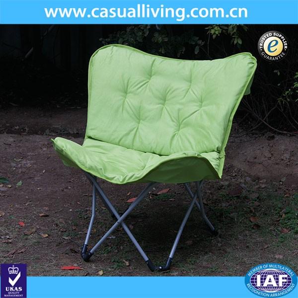 Outdoor Portable Folding Beach Chaise Sun Moon Chair