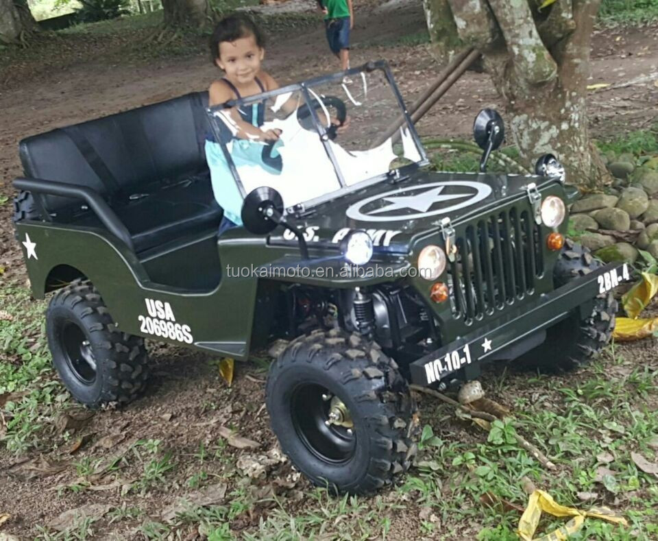 50cc 70cc 110cc 125cc 150cc Children Jeep Go Kart Mini
