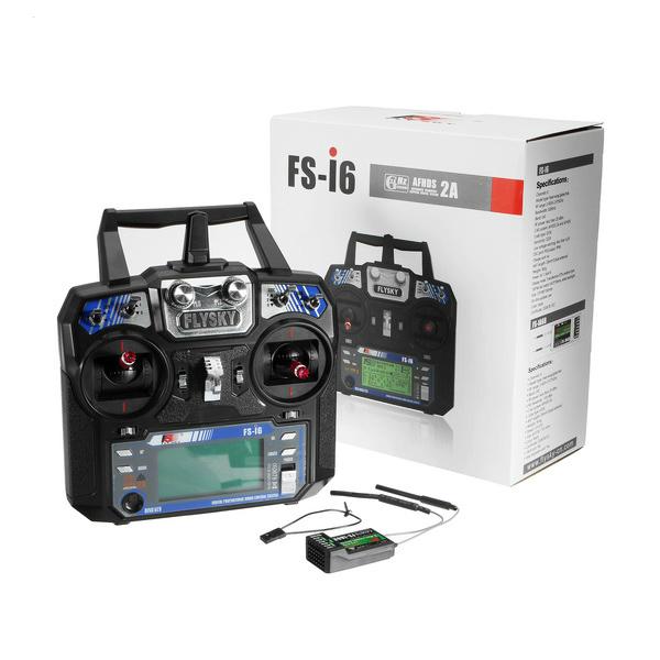 QA031 Flysky FS-i6 FS I6 FSI6 Radio Control 2.4G 6ch RC Transmitter Receiver