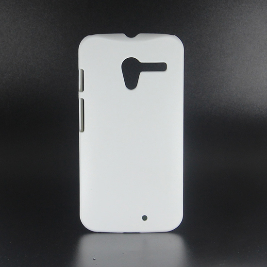 Slim Hard Plastic Protective Case for Moto X Sublimation Case