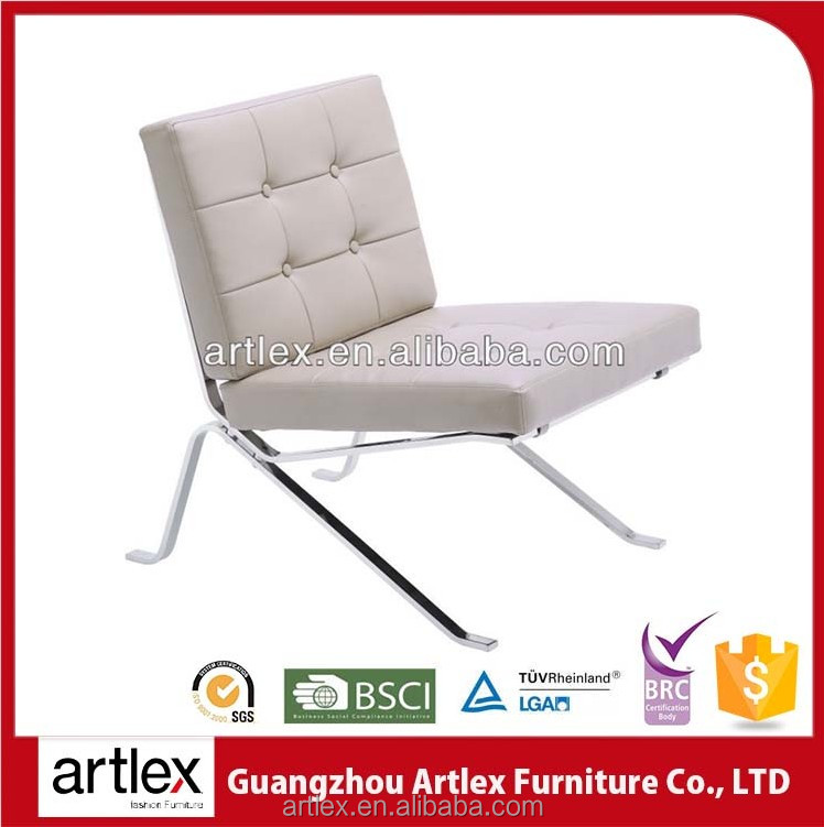 2013 Guangzhou Indoor Leather Modern New Design Furniture Chair
