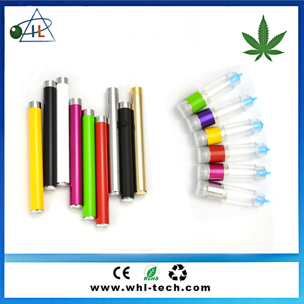 WHL private label cbd disposable vape pen battery G2 thick thc oil cartridge tank 510 thread battery