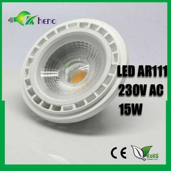 High Quality Cob Dimmable Gu10 Led Ar111,12v G53 Led Lamp G53 Gu10 ...