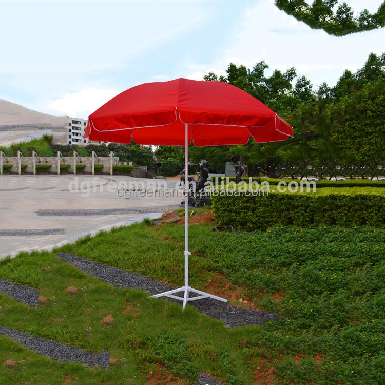 Outdoor Advertising Custom Garden Folding Sun Beach Umbrella