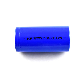 32650 3.7V 6000mah high power cell battery li-ion Cylindrical battery cell