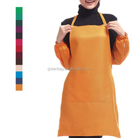 funny design adult novelty apron , fabric for apron