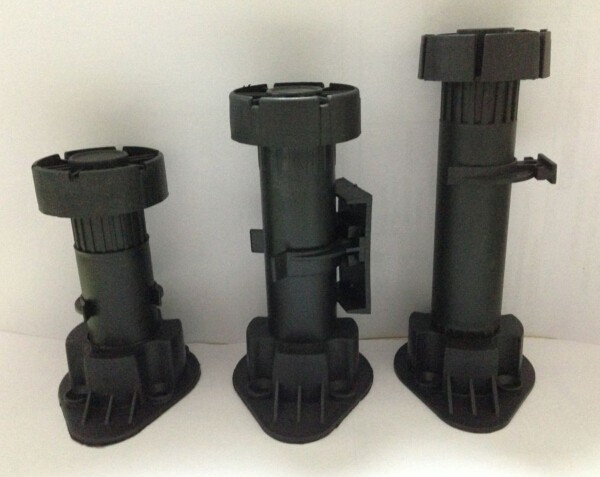 Exceptional Adjustable Plastic Leveling Feet For Cabinet