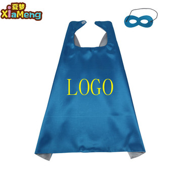 Maed In China Custom Printed Screen Superhero Capes For