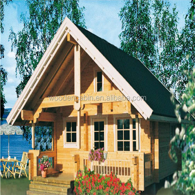 Most popular Modern design round wood house Manufacturer from China